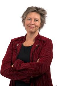 Ingrid van de Vegte - bij artikel Kansen voor Friese data